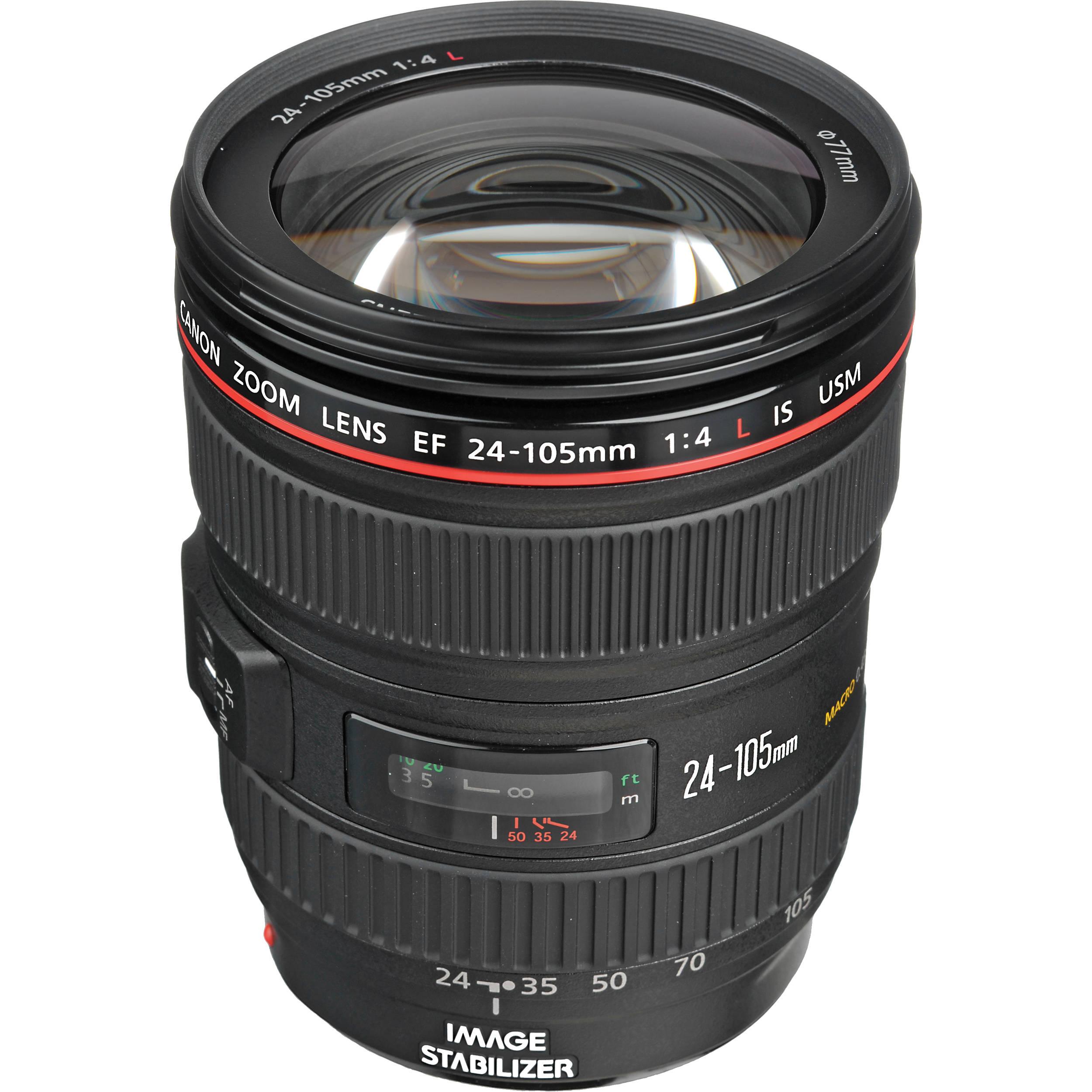 Canon 24-105 L