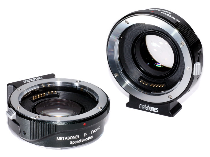 Metabones T Speed Booster