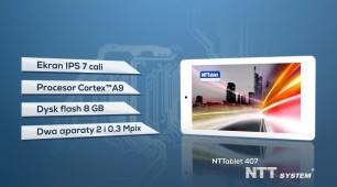 NTT system - reklama TV