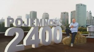 Promo Pojemność 2400 - animacja 3D
