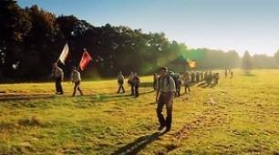 Scouts of Europe - wędrówka na Święty Krzyż