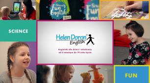 HELEN DORON - SPOT PROMOCYJNY