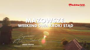 MAZOVIA - SPOT TURYSTYCZNY 2017