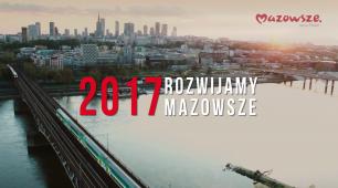 MAZOVIA - SPOT INWESTYCYJNY 2017
